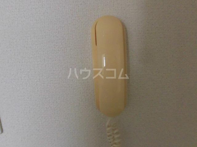 メゾンゆうしん 203号室のセキュリティ
