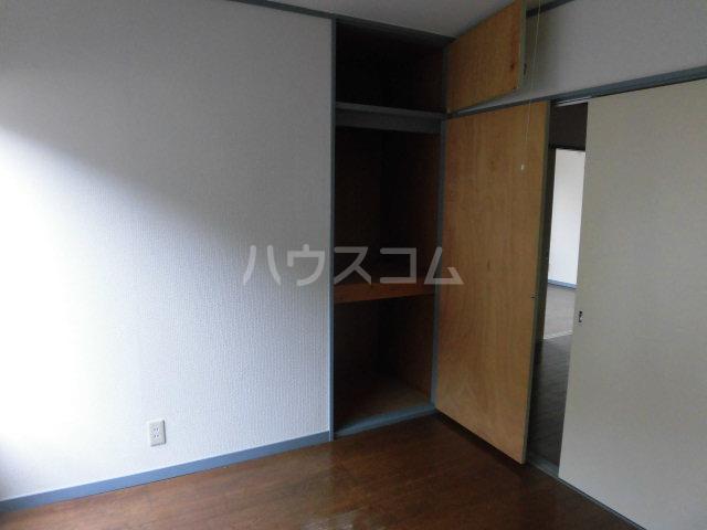メゾンゆうしん 203号室の収納