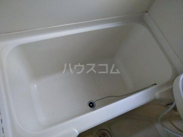 JMヒラ 203号室の風呂