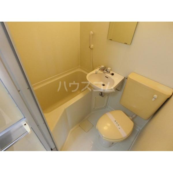 アルペンみの 301号室の風呂