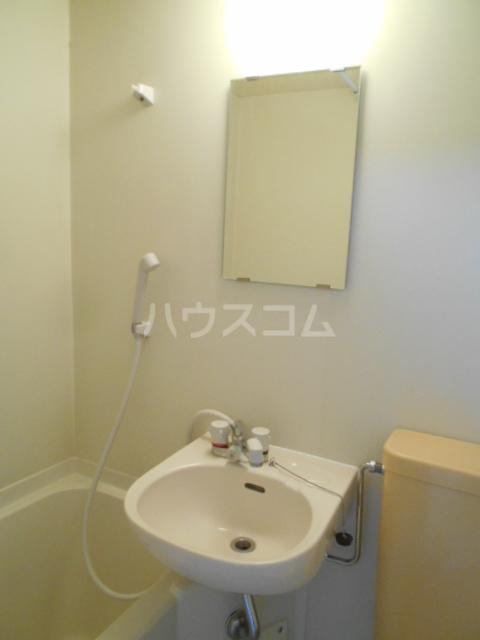 アルペンみの 301号室の洗面所