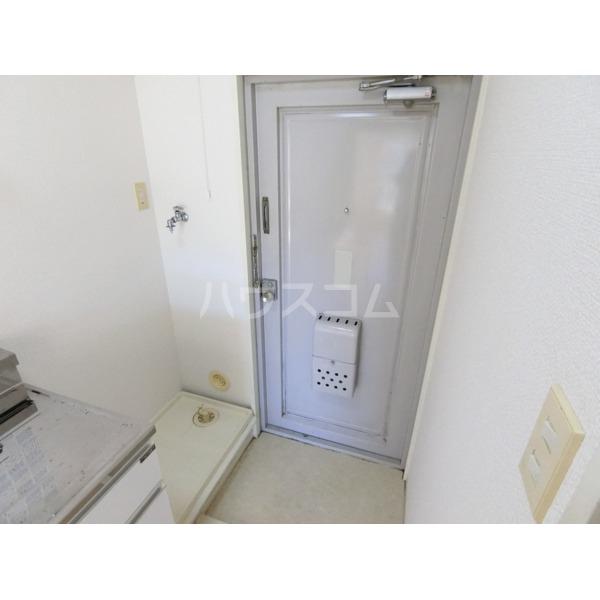 アルペンみの 301号室の玄関