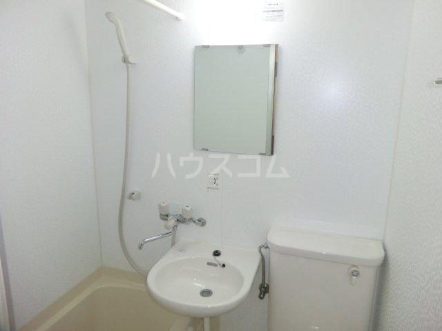 ハイツ旗野Ⅱ 202号室の洗面所