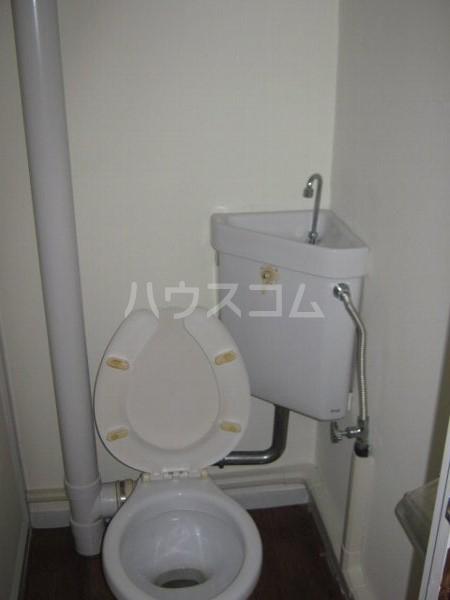 六軒屋農住団地みゆきコーポ 405号室のトイレ