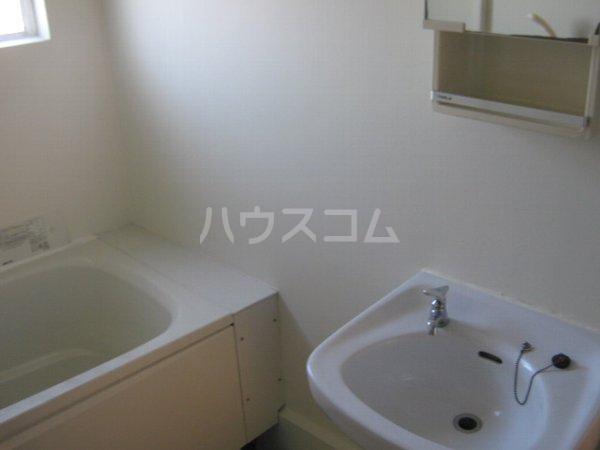 六軒屋農住団地みゆきコーポ 405号室の洗面所