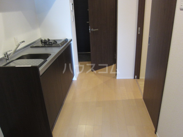 リオプラデーラ 103号室のキッチン