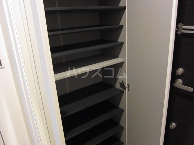 リオプラデーラ 103号室の玄関