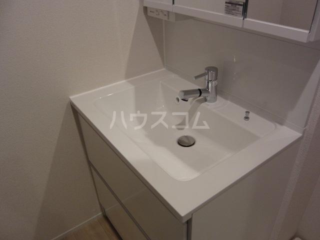 リオプラデーラ 103号室の洗面所