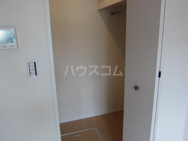 リオプラデーラ 103号室の収納