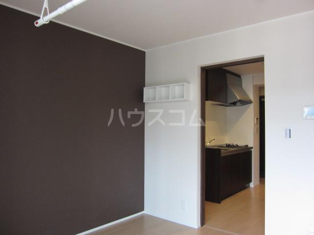 リオプラデーラ 103号室のベッドルーム