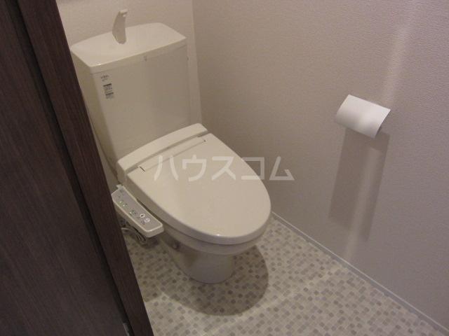 リオプラデーラ 103号室のトイレ