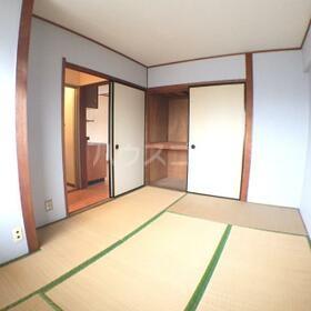 第二杉本ビル 405号室の収納