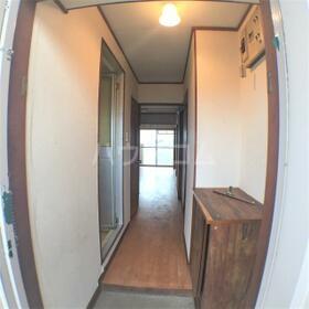 第二杉本ビル 405号室の玄関