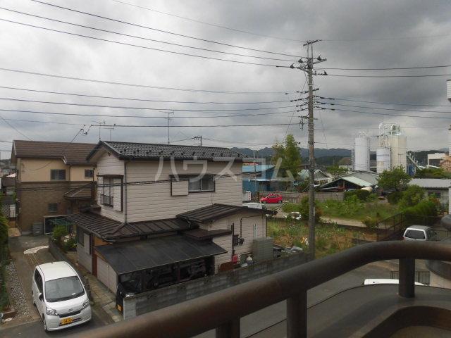 中澤マンション 201号室の景色