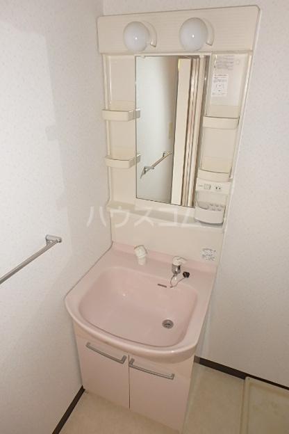 エスポワール大成 2A号室の洗面所