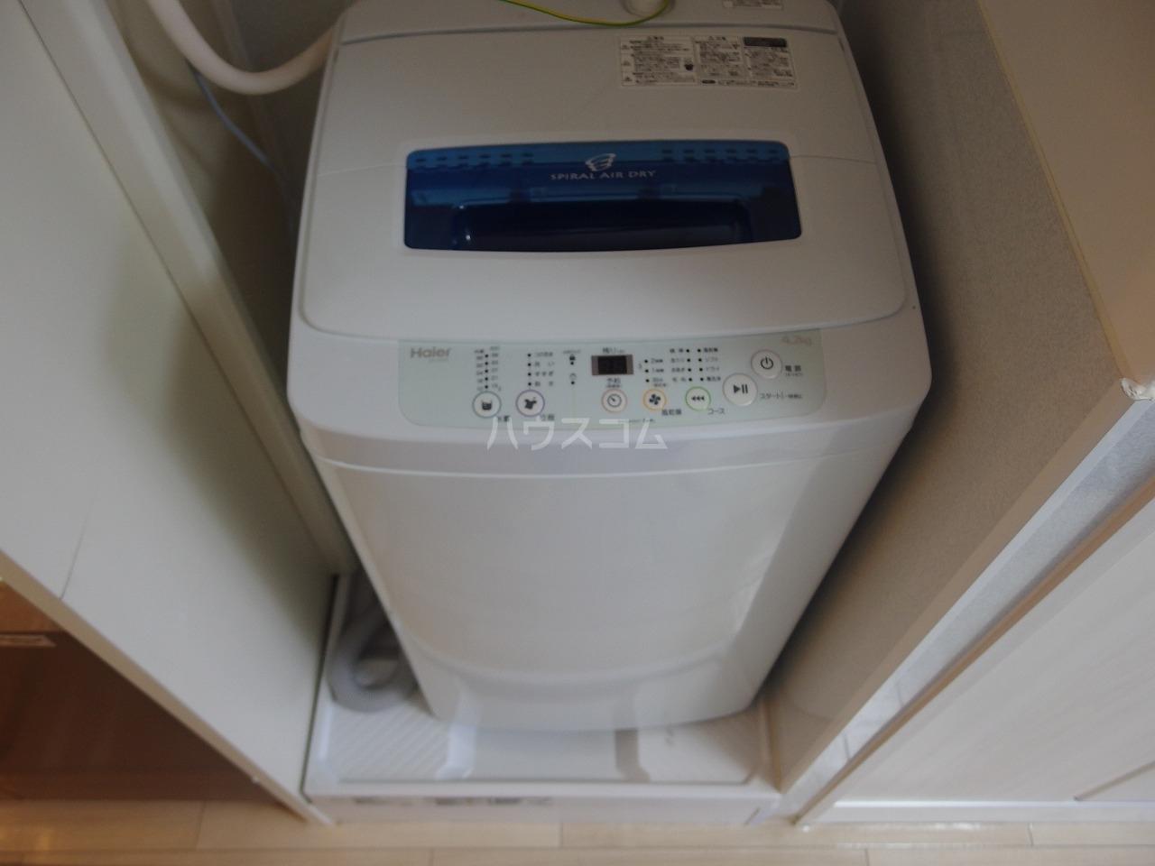 リヴェール多摩センター 505号室のトイレ