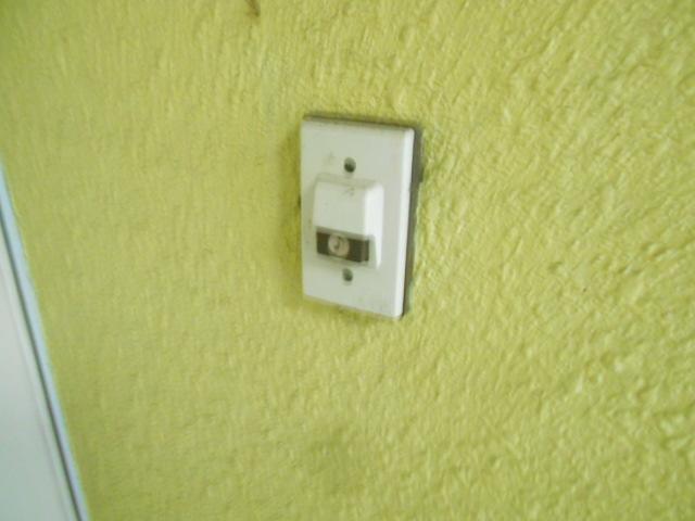 セフィール程久保 106号室のセキュリティ