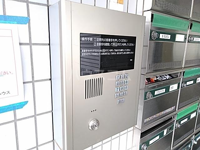 ニチエーイン第2日野 101号室のセキュリティ
