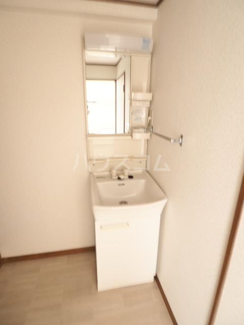 メゾン和幸 401号室の洗面所