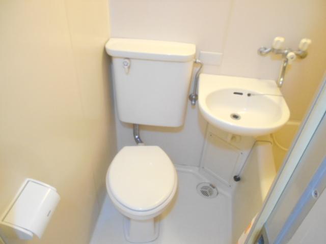 サンドルフ多摩 105号室のトイレ