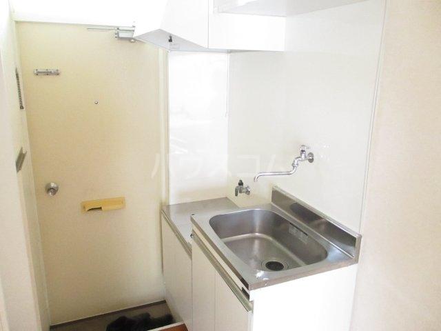 テラス・サム 201号室のキッチン