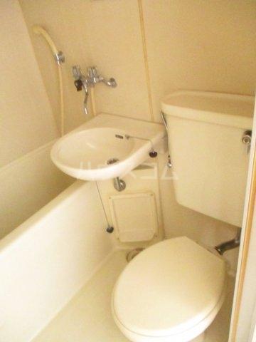 テラス・サム 201号室の洗面所