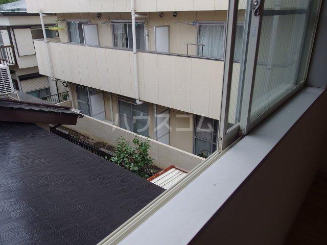 レオパレス南野 200号室のバルコニー