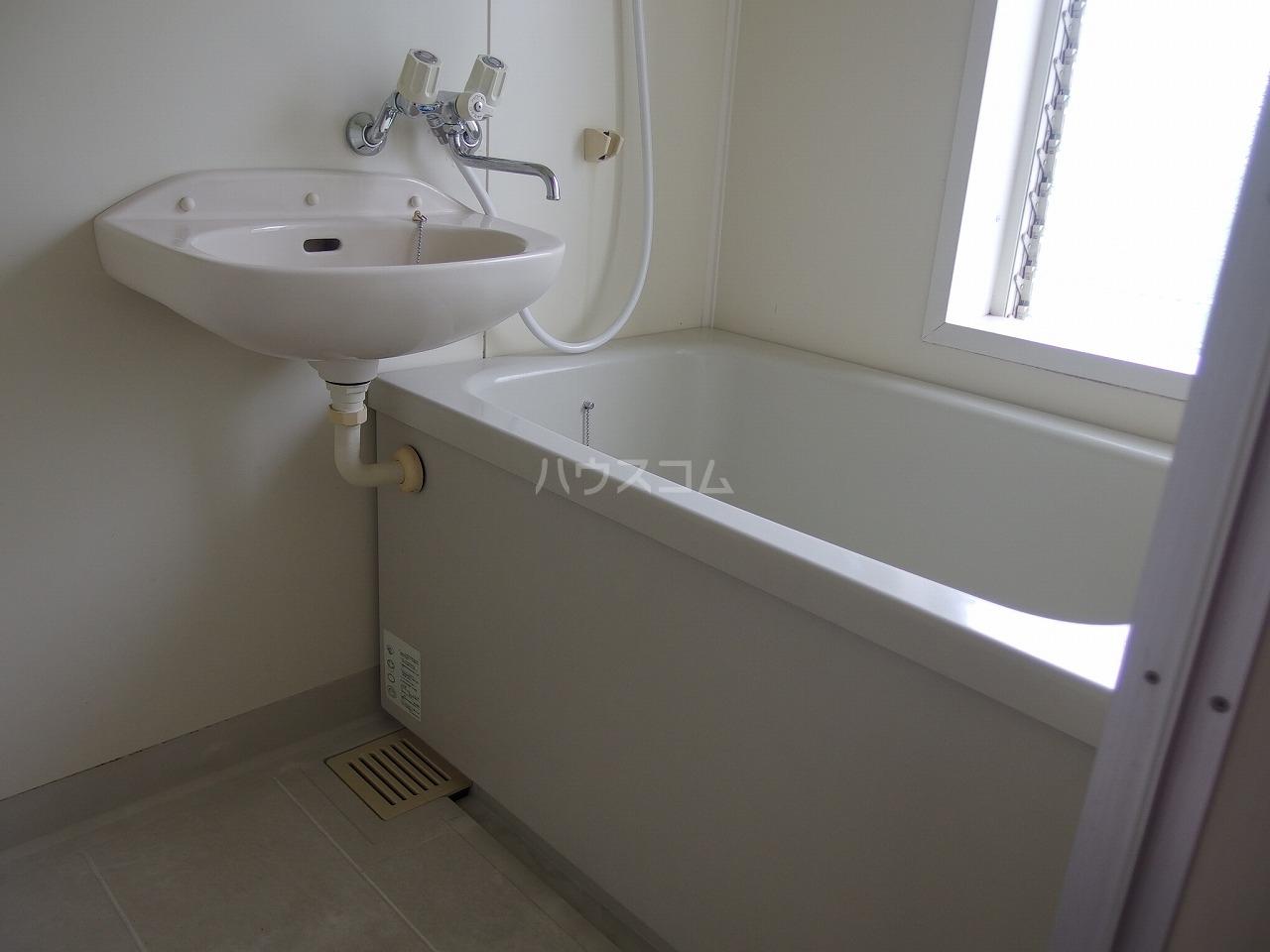 レオパレス南野 200号室の風呂