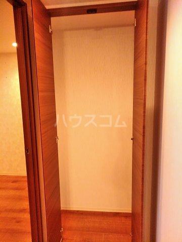 早川コーポ 101号室の収納