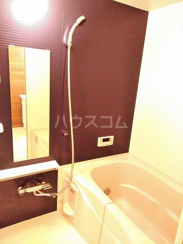 早川コーポ 101号室の風呂