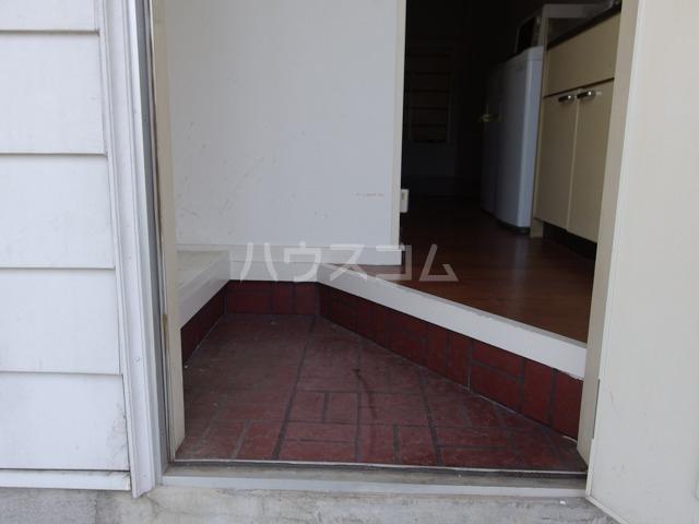 ラフィーナ21 202号室の玄関