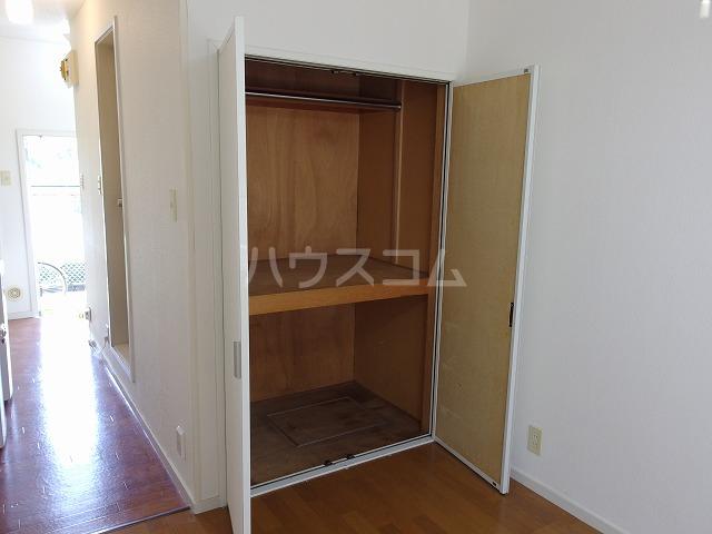 ラフィーナ21 202号室の収納