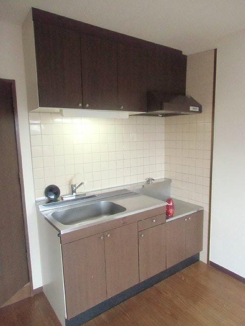 NOVAグリーン 303号室のキッチン