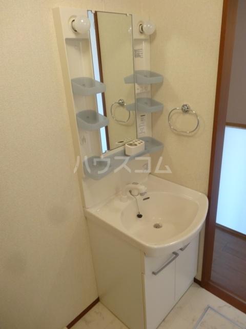 ヴォーン 102号室の洗面所