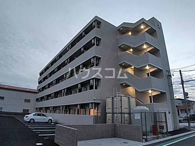 A-City清須 110号室の外観