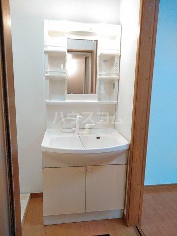 M&Hの洗面所