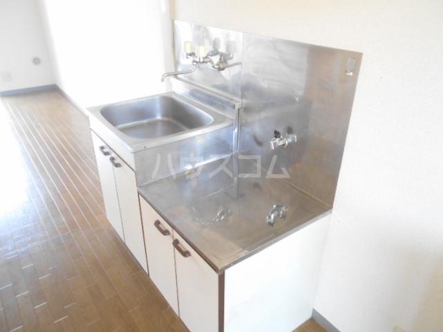 ビューハイツⅡ 204号室のキッチン