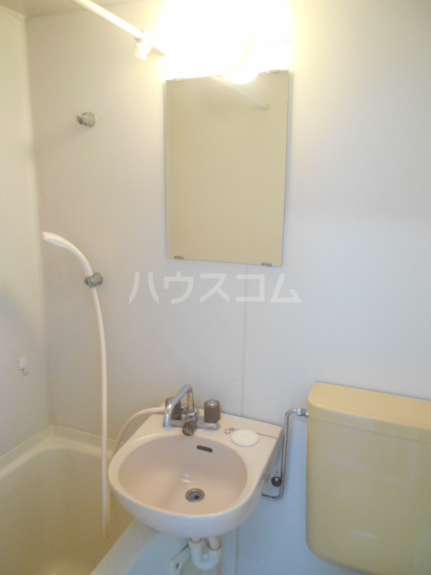 ビューハイツⅡ 204号室の洗面所