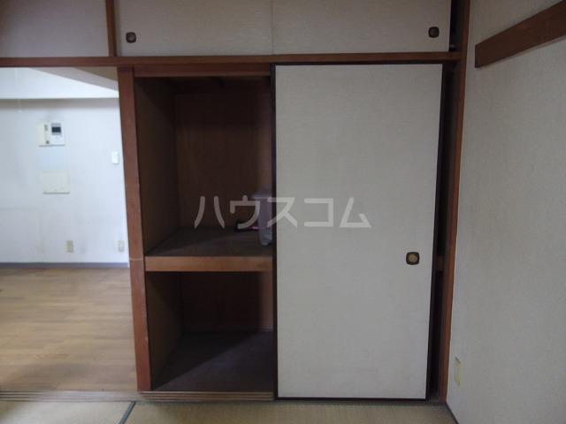 グローリア初穂聖蹟桜ヶ丘 101号室の収納