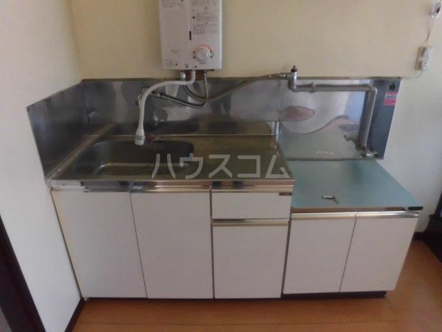コーポ落合 206号室のキッチン