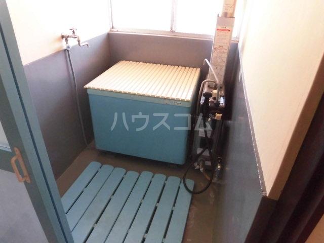 コーポ落合 206号室の風呂