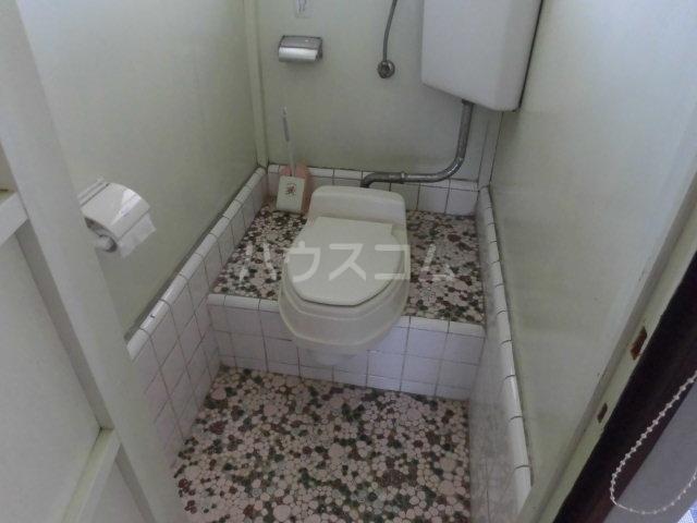 コーポ落合 206号室のトイレ