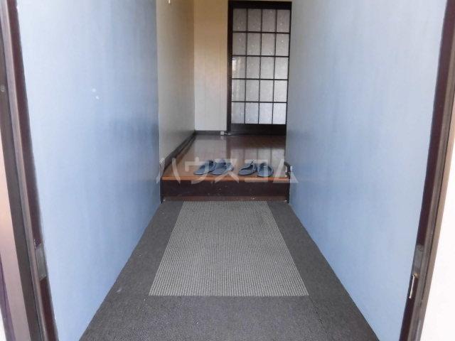 コーポ落合 206号室の玄関