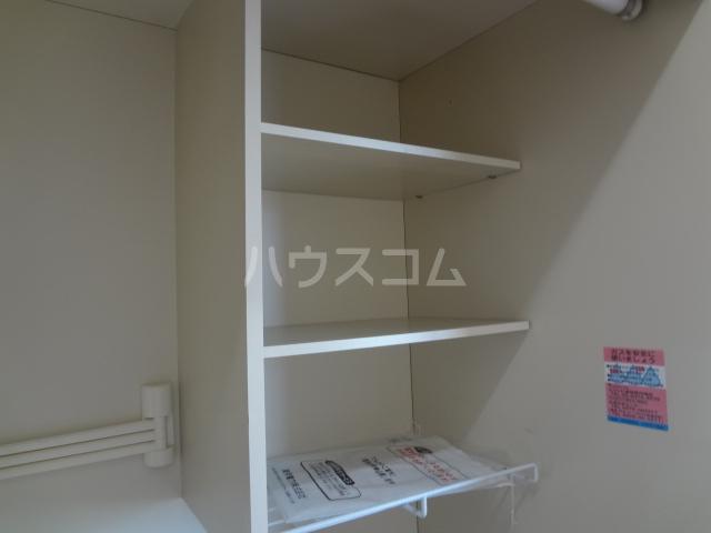 エポック23 201号室の収納