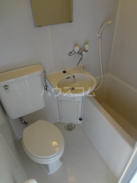 エポック23 201号室の風呂