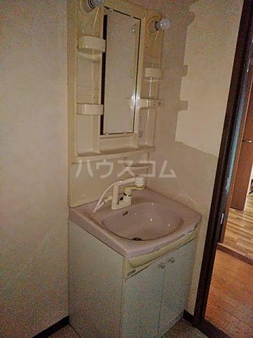 スターキャッスル 302号室の洗面所