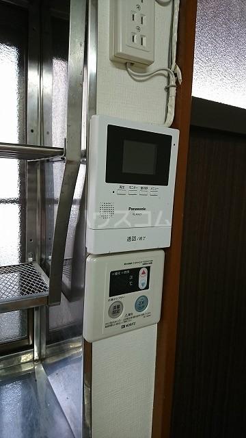 フラット武田 102号室のセキュリティ