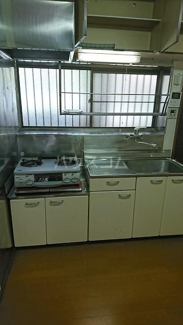 フラット武田 102号室のキッチン