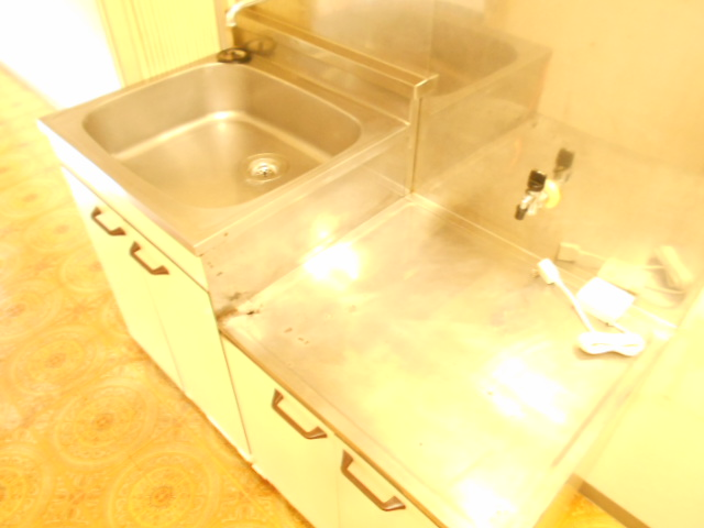 セントヴィラ貝取 306号室のキッチン
