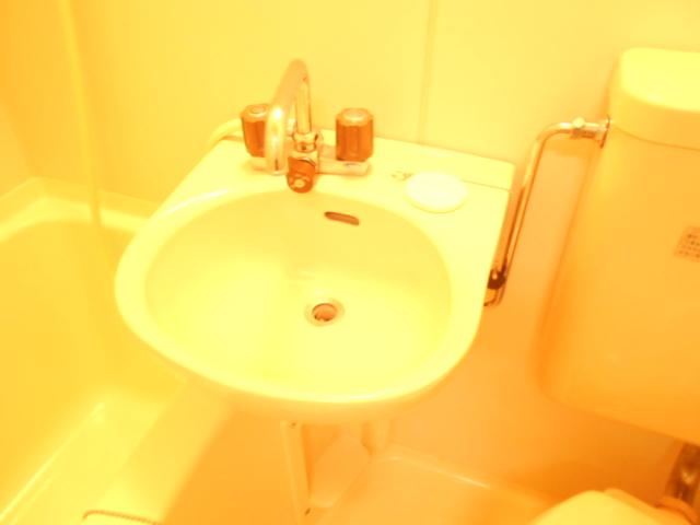 セントヴィラ貝取 306号室の洗面所